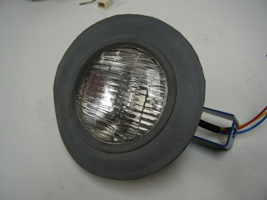 Ford Head Lamp Complete